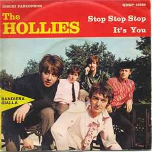 The Hollies - Stop, Stop, Stop flac